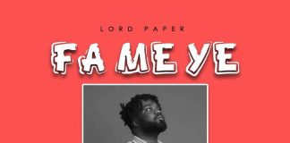 Lord Paper - Fa Me Ye (Prod. by KC Beatz)
