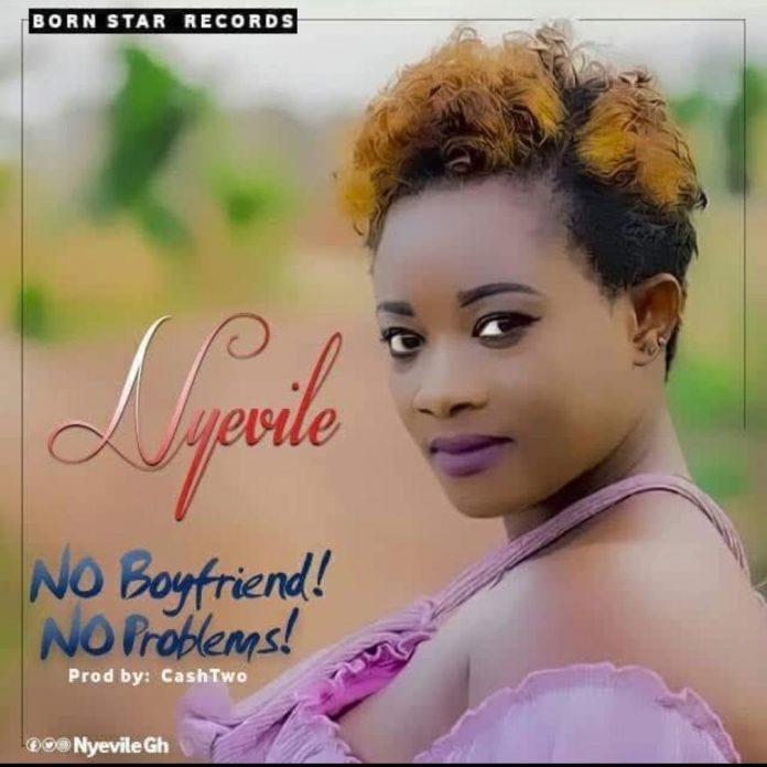Nyevile - No Boyfriend No Problems (Prod By CashTwo)