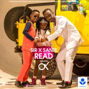 Sir x Sante ft. Okyeame Kwame - Read