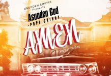 Pope Skinny (Asuoden gOD) - Amen