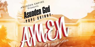 Pope Skinny (Asuoden gOD) - Amen