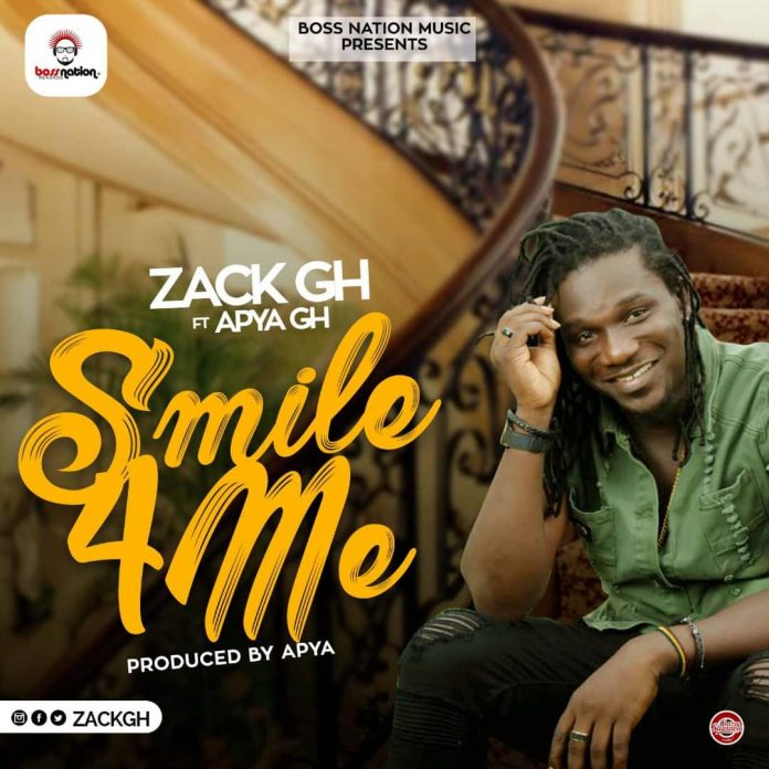 Zack Gh Ft Apya - Smile For Me (Prod By Apya)