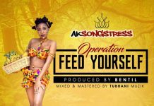 Ak Songstress - Operation Feed Yourself