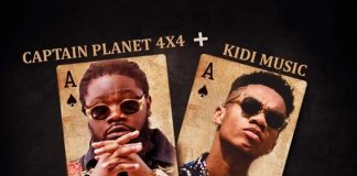 Captain Planet (4x4) ft. KiDi - I Miss You Die
