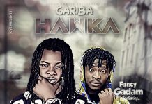 Gariba ft Fancy Gadam - Hawka