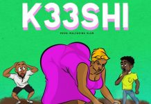 Gasmilla ft Mr Eazi - K33SHI (Prod By Malfaking Slum)
