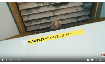 M.anifest ft. Kwesi Arthur - Feels (Official Video)