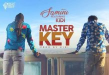 Samini Ft Kidi - Master Key
