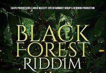 Stonebwoy – Be Mah Lova (Black Forest Riddim)