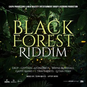 DOWNLOAD MP3 : Stonebwoy – Be Mah Lova (Black Forest Riddim)
