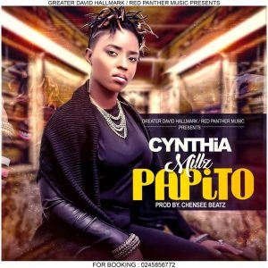 Cynthia Millz - Patito (Prod By Chensee Beatz)