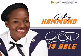 Gifty Hammond - God is Able (Prod By Tee Mode)