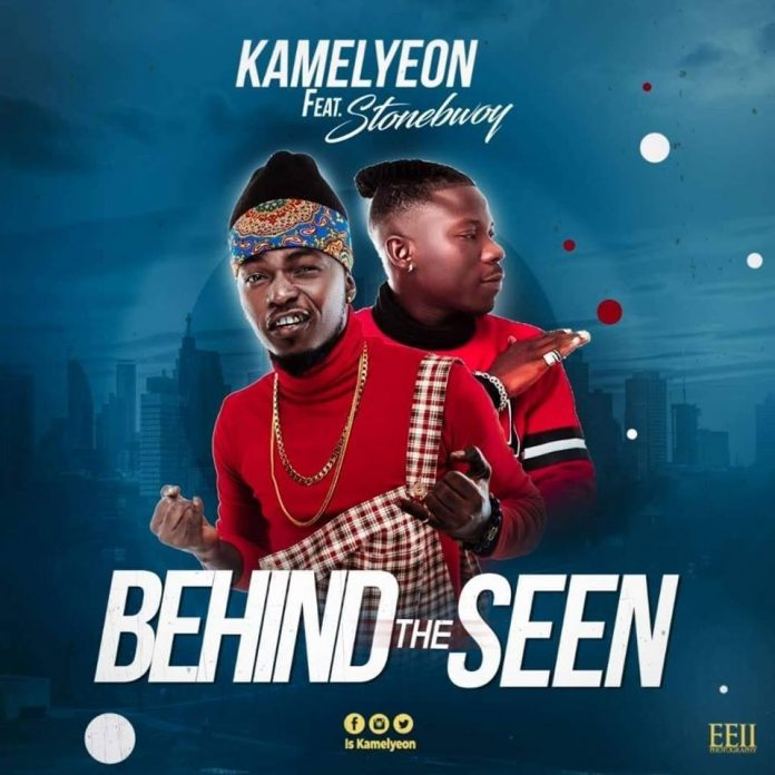 Kamelyeon ft. Stonebwoy – Behind The Seen