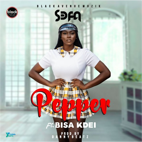 Sefa Ft. Bisa Kdei - Pepper