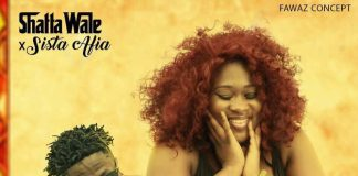 Sista Afia ft. Shatta Wale – Something Dey Go On