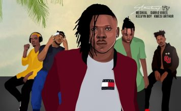 Stonebwoy - Kpo K3K3 ft. Kwesi Arthur , Medikal, DarkoVibes, Kelvyn Boy