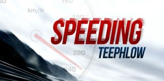 TeePhlow - Speeding (Biibi Ba Cover)