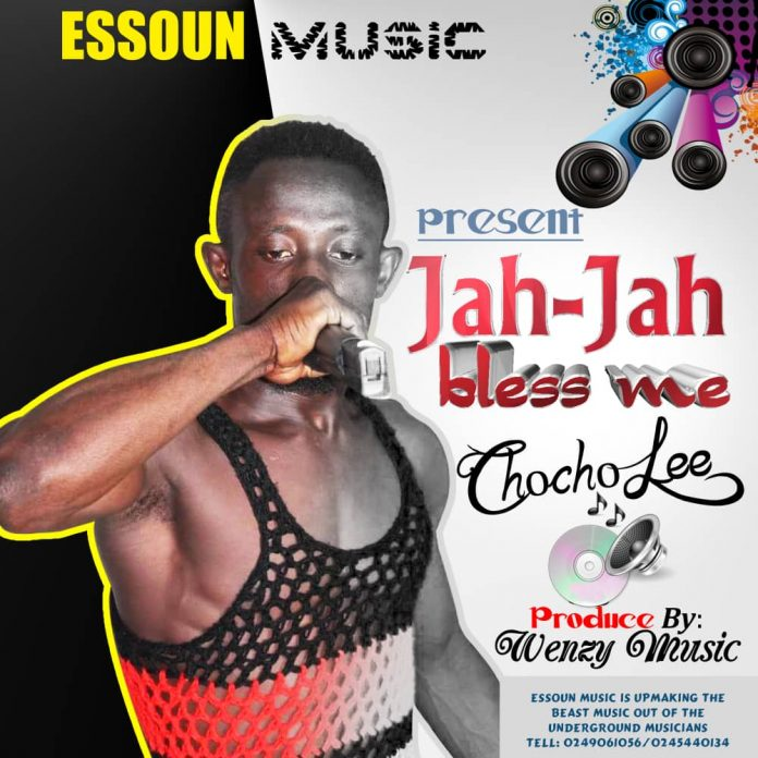 Chocho Lee - Jah Jah Bless Me (Prod By Wenzy Music)