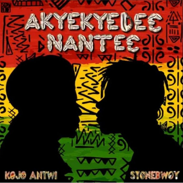 Kojo Antwi ft Stonebwoy – Akyekyede3 Nante3