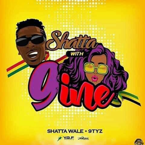 Shatta Wale ft 9tyz - Shatta With 9