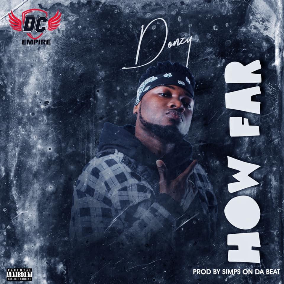 Donzy - How Far