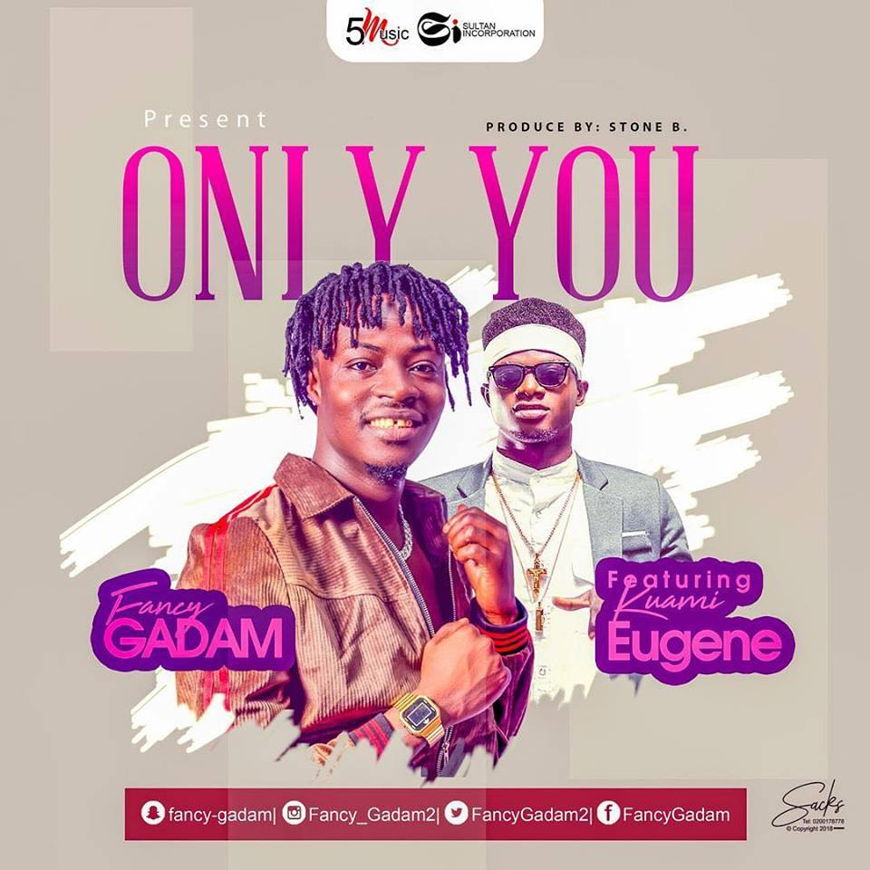 Fancy Gadam ft Kuami Eugene - Only You