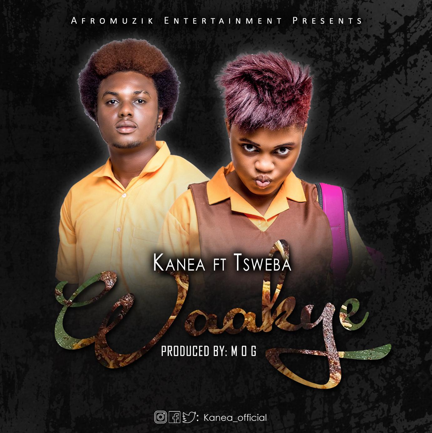 Kanea Ft Tsweba - Waakye (Prod By MOG)