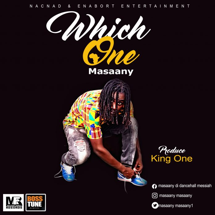 Masaany - Which One (Prod By King One)