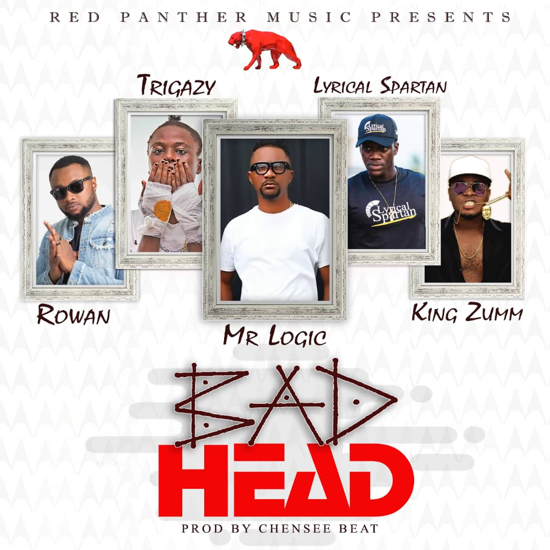 Mr Logic Ft. The Genah Stars - Bad Head (Prod By Chensee Beatz)