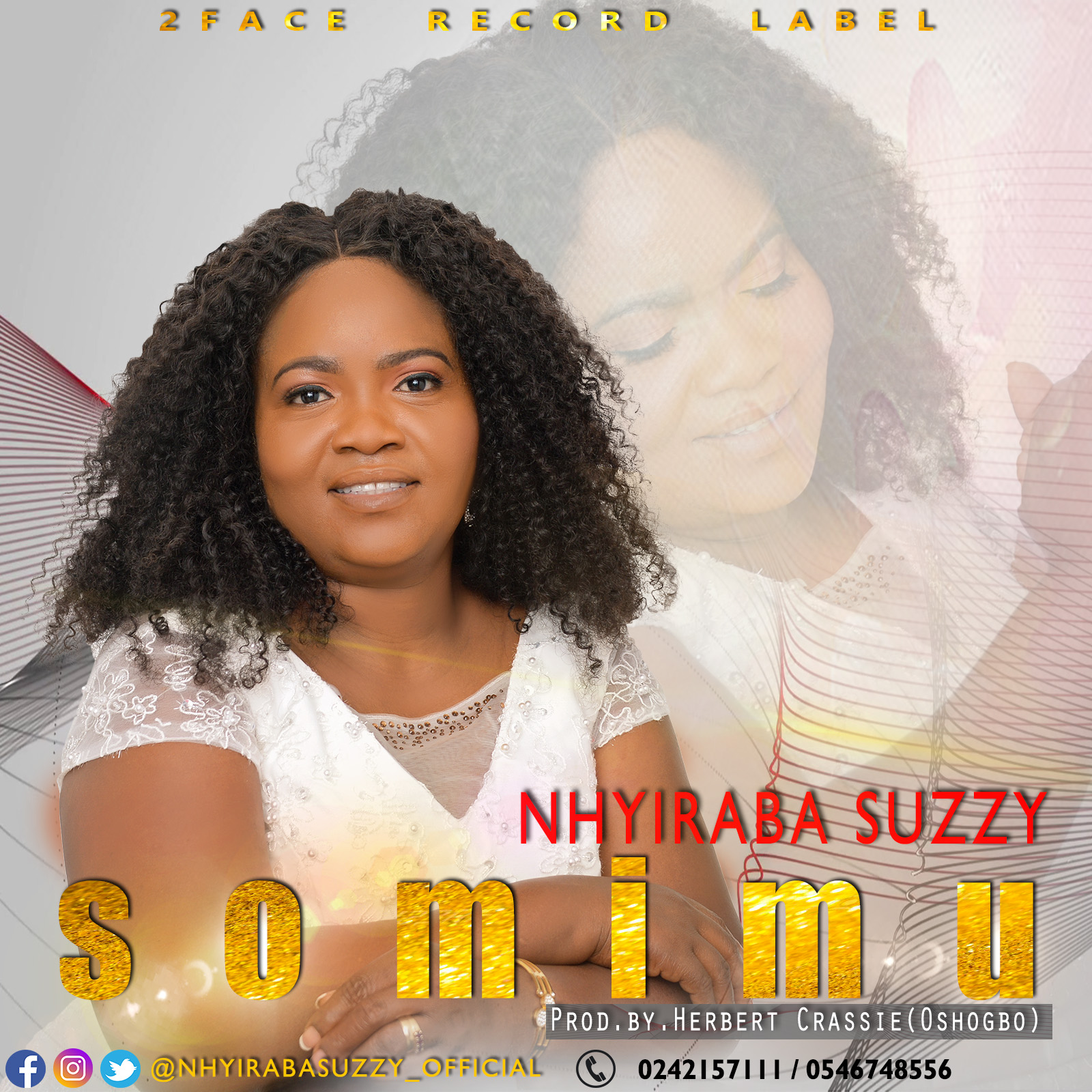 DOWNLOAD MP3 : Nhyiraba Suzzy – Somimu (Prod by Herbert Crassie