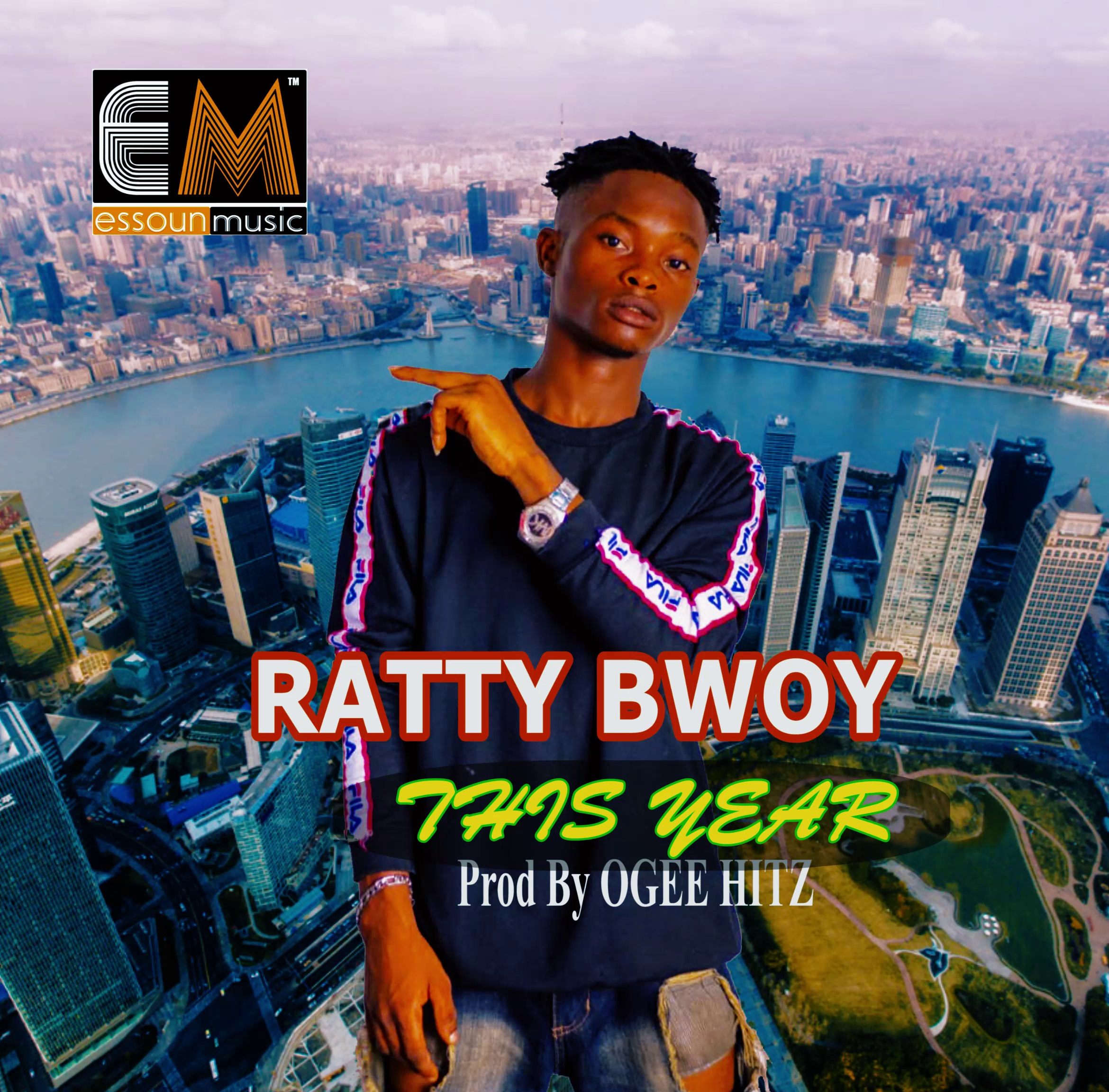 Ratty Bwoy - This Year (Prod By Ogee Hitz)
