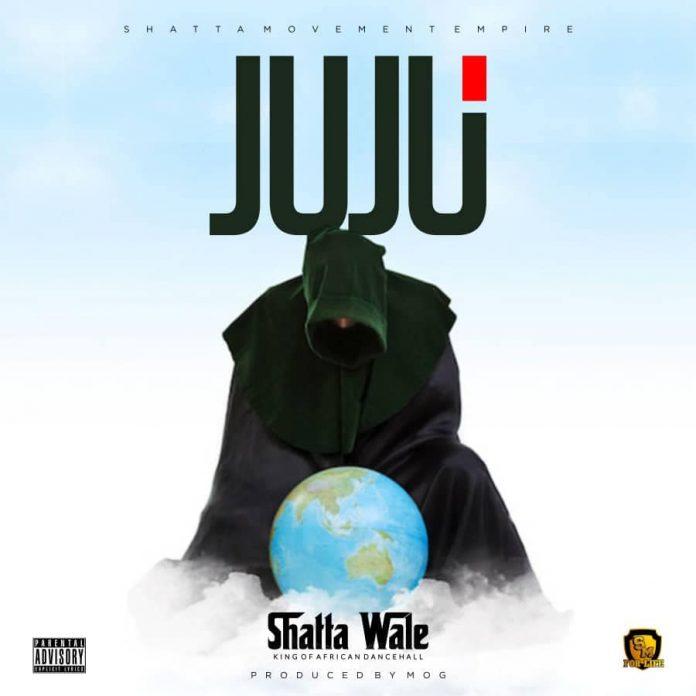 Shatta Wale - Juju (Pope Skinny Diss)