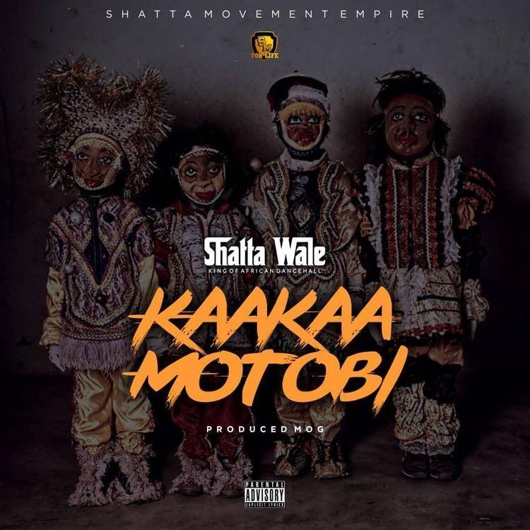 Shatta Wale - Kaakaa Motobi (Prod By MOG)