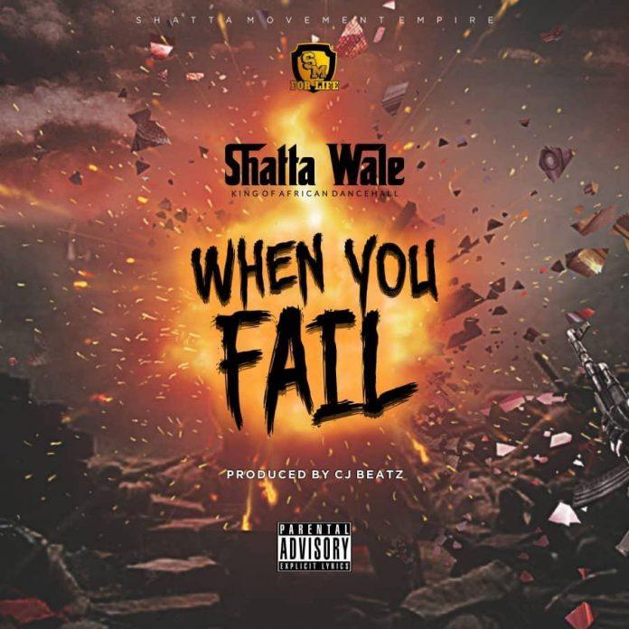 Shatta Wale - When You Fail