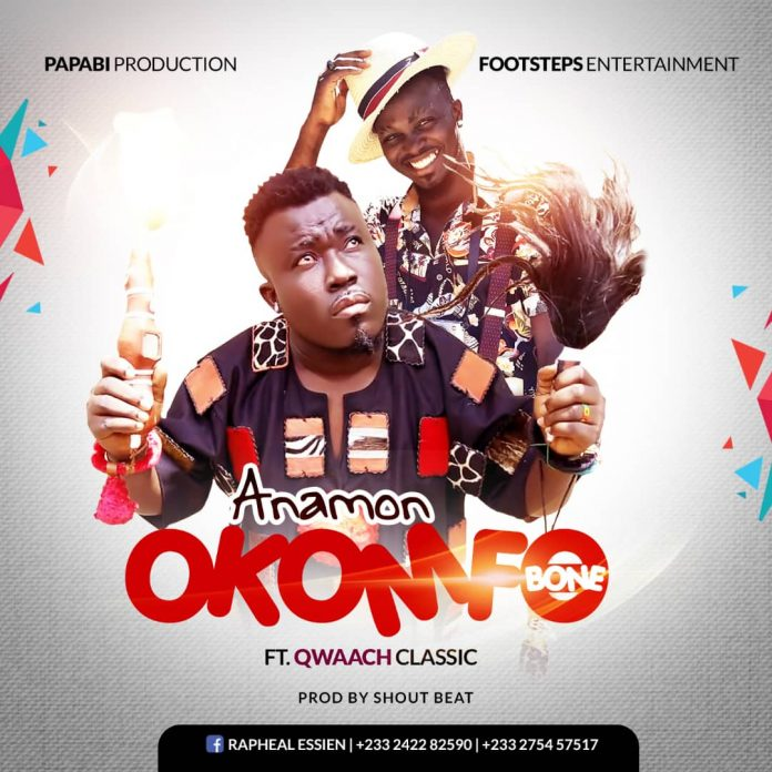 Anamon - Okomfo Bone Remix Ft Qwaachi Classic