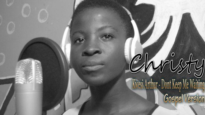 Christy - Don't Keep Me Waiting (Gospel Version)