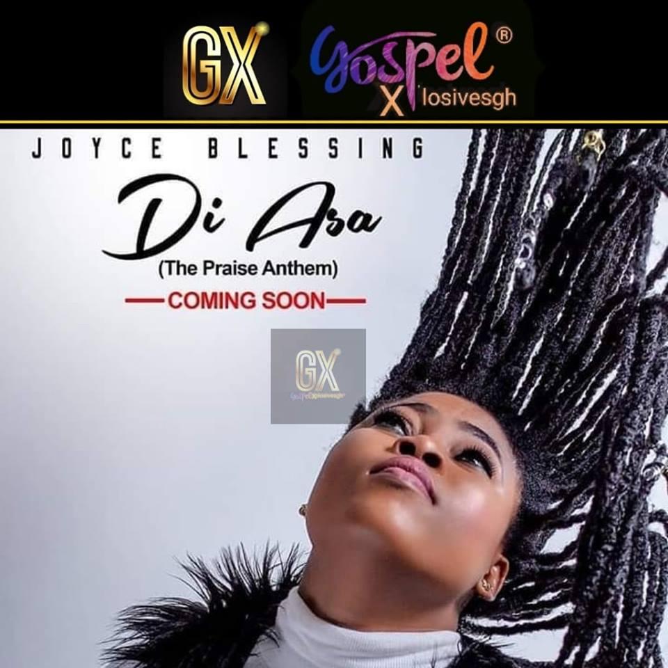 Joyce Blessing - Di Asa