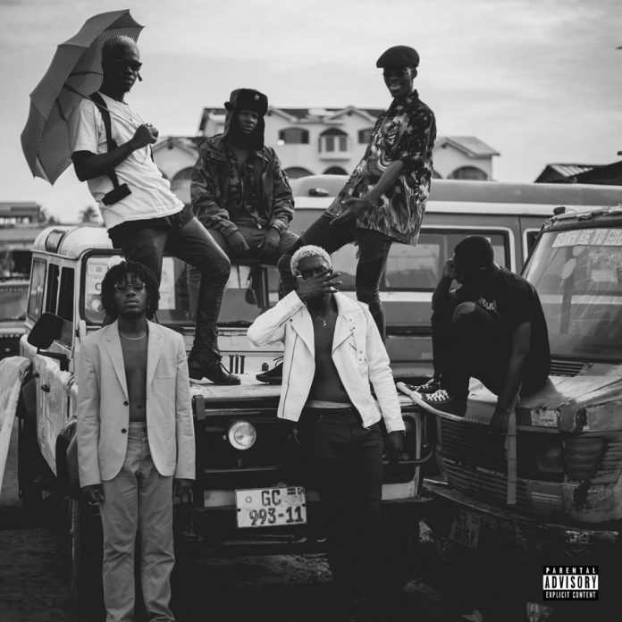 La Meme Gang ft. Kuami Eugene - This Year