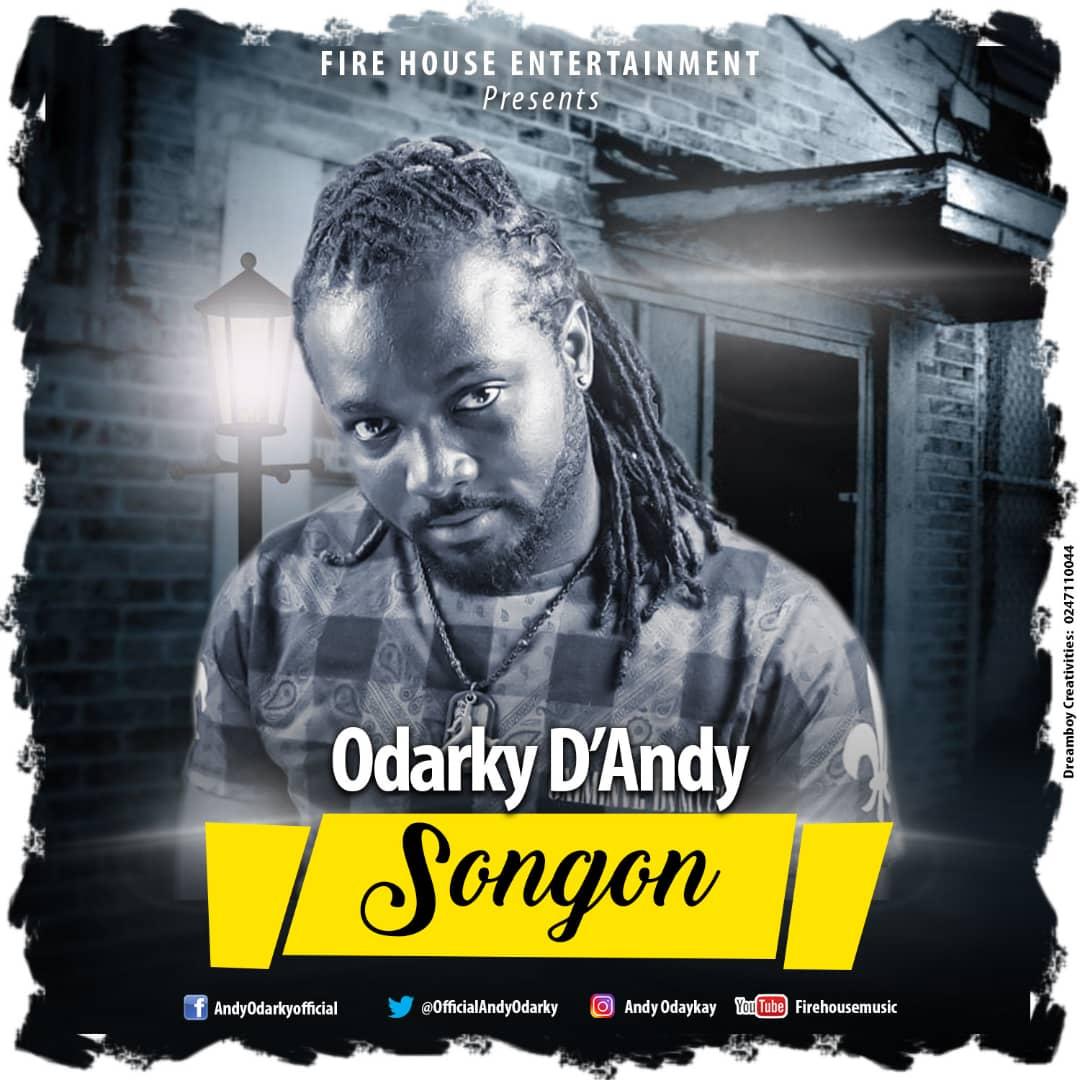 Andy Odarky - SongOn (Prod By Apya)