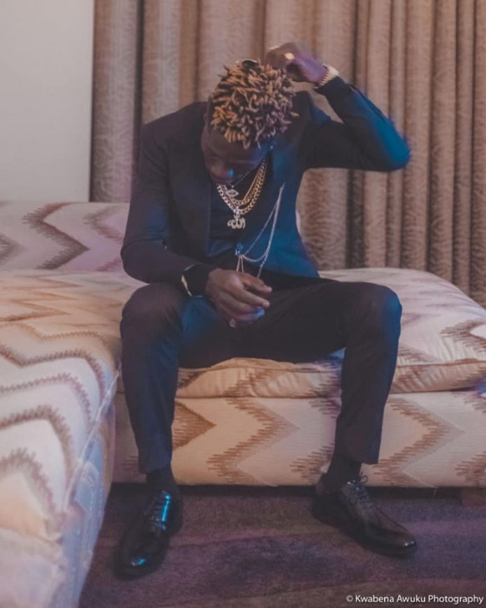 Shatta Wale - Do Am For Me (Prod By MOG)