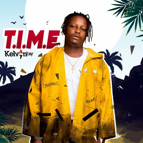 Kelvyn Boy ft. Stonebwoy - Catch A Vibe