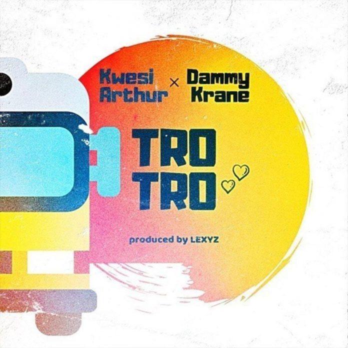 Kwesi Arthur x Dammy Krane – Trotro