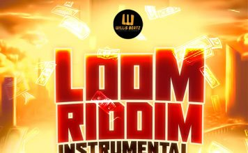 Loom Riddim - Instrumental (Prod. By Willisbeatz)