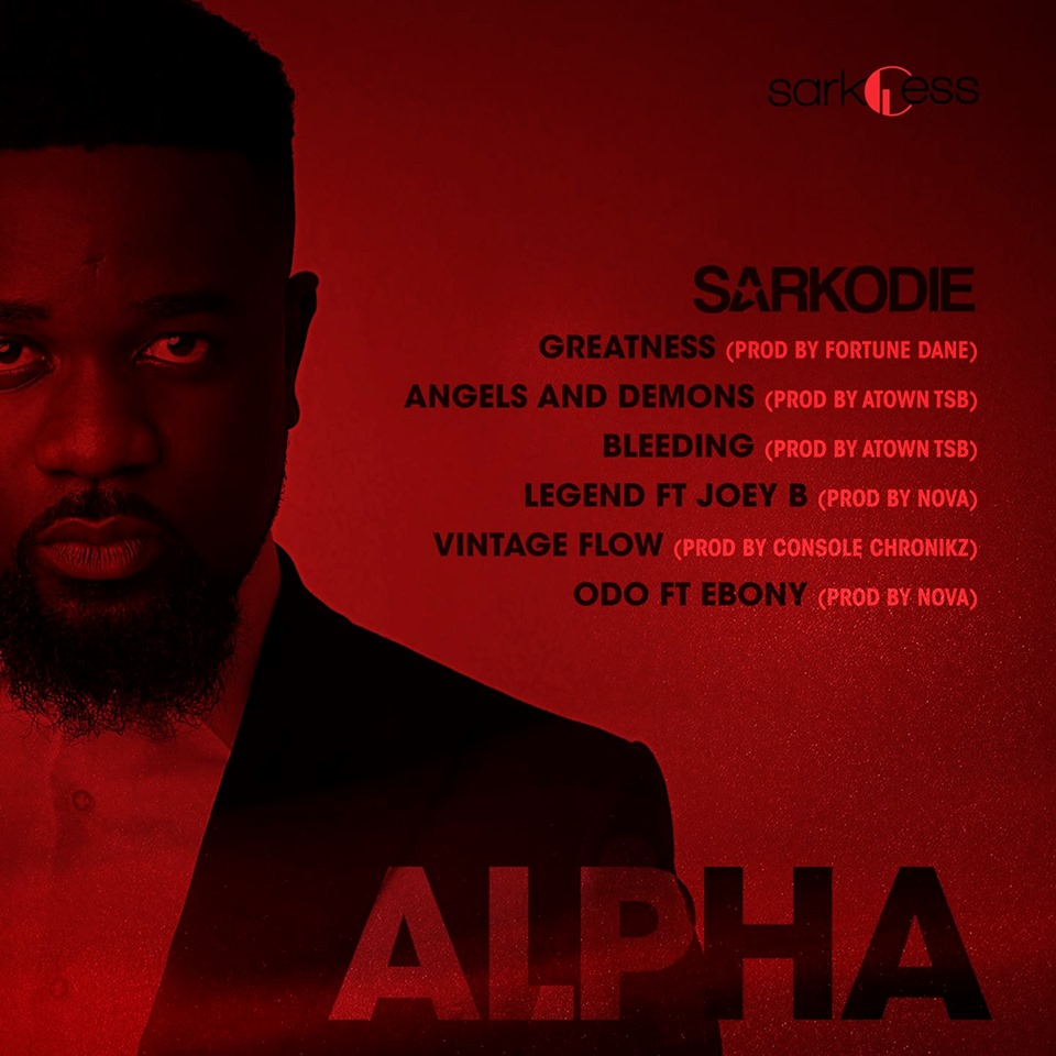 Sarkodie – Angels and Demons