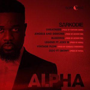 DOWNLOAD MP3 : Sarkodie – Bleeding