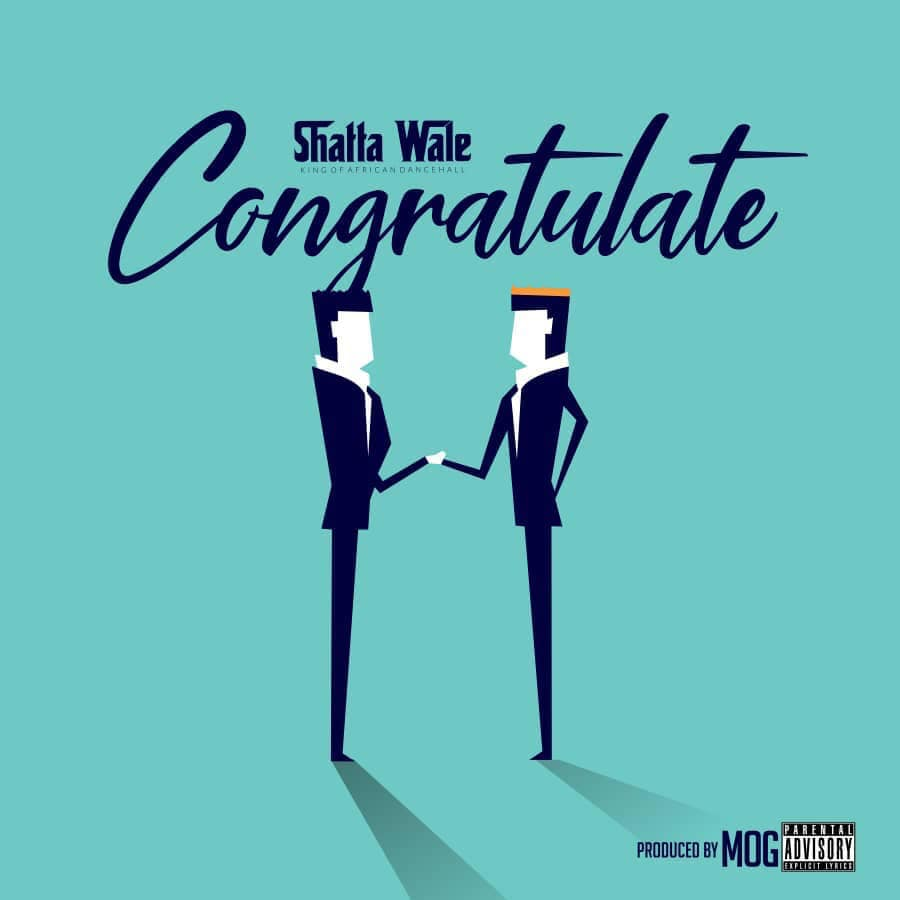 DOWNLOAD MP3 : Shatta Wale – Congratulate