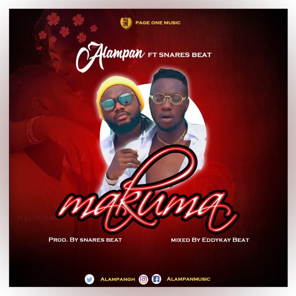 Alampan ft Snares Beat - Makuma (Prod By Snares Beat)