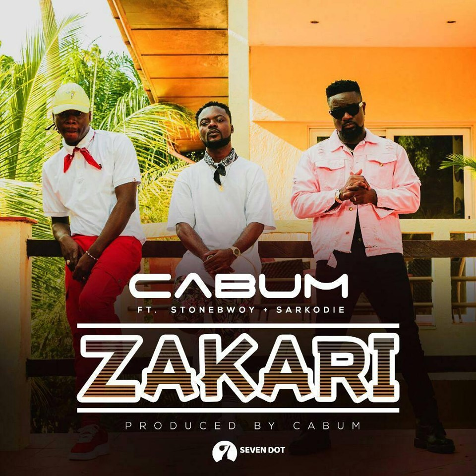 Cabum ft. Stonebwoy and Sarkodie - Zakari