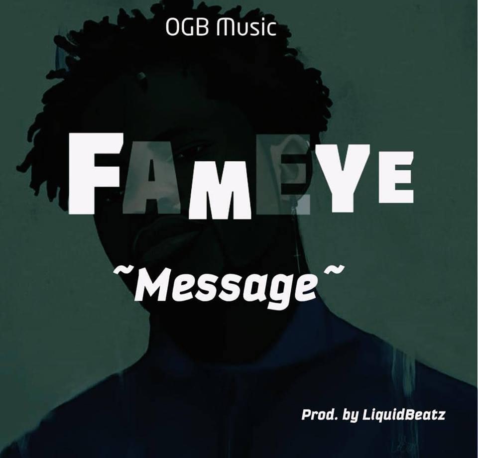 Fameye – Message (Raw)