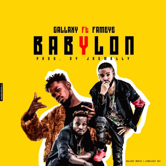Gallaxy ft Fameye - Babylon